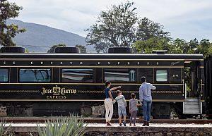 Jose cuervo express estacion tequila