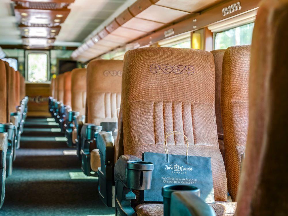 vagón de pasajero categoria express